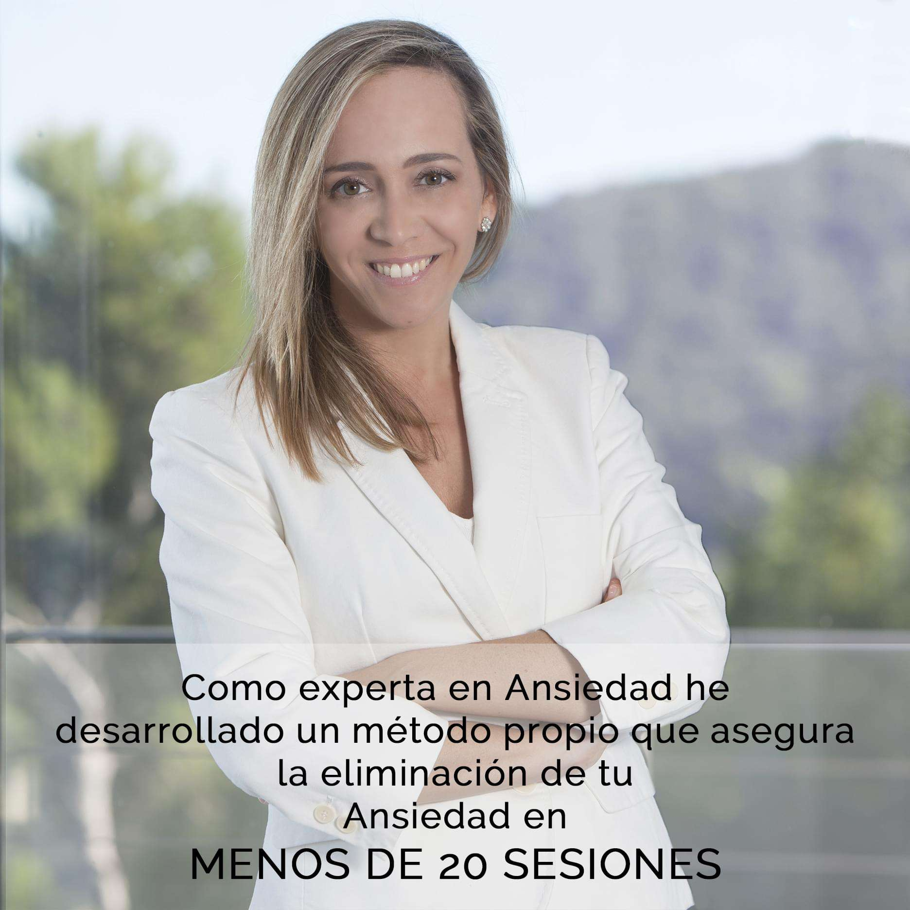 Psicóloga Ansiedad